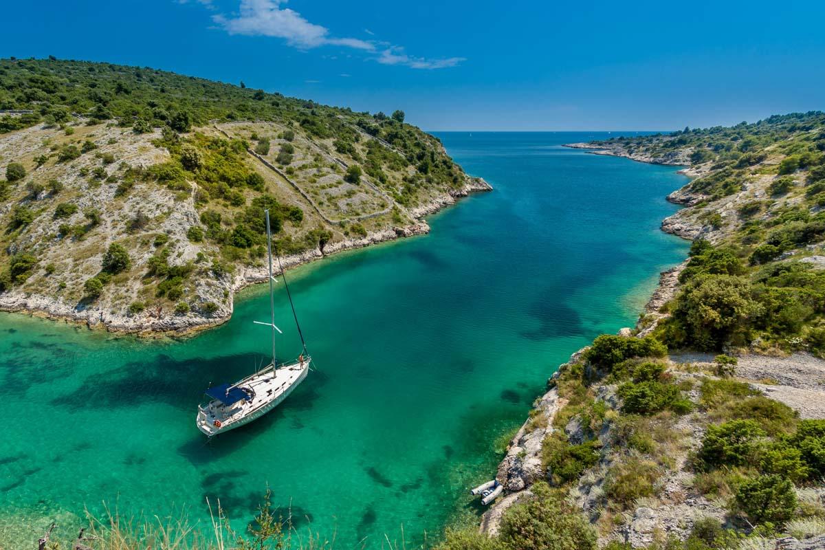 Jachty Chorwacja