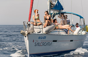 The Yacht Crew Sun & Relax Student