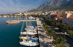 The Yacht Crew Croatian Chill Oldschool